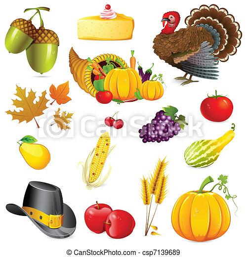thanksgiving - csp7139689