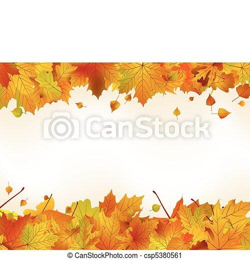 thanksgiving, eps, jour, 8, template., carte - csp5380561
