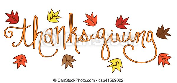 Thanksgiving - csp41569022