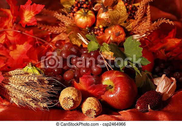 Thanksgiving - csp2464966