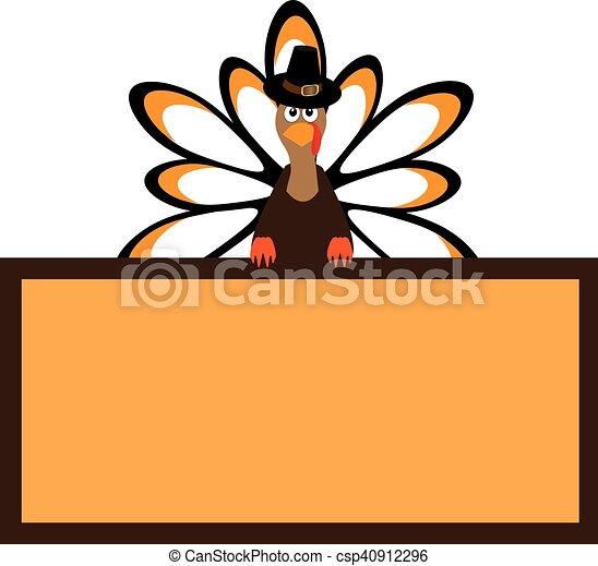 thanksgiving turkey - csp40912296