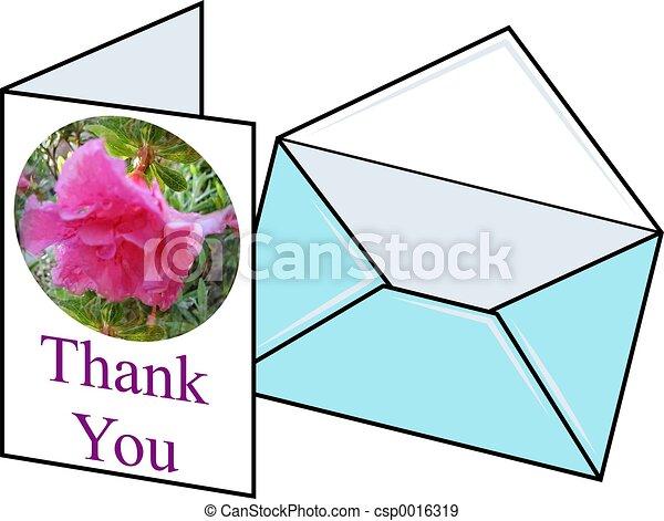 Thankyou Card - csp0016319