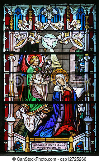 The Annunciation - csp12725266