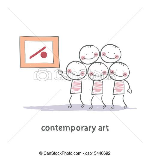 The art gallery - csp15440692