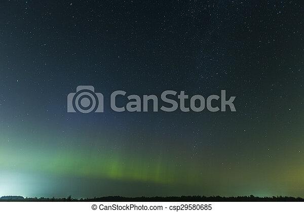 The Aurora Borealis - csp29580685
