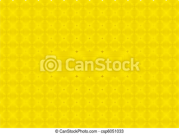 The background of the yellow square - csp6051033