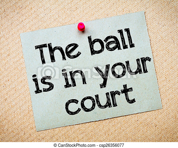 When to Throw the Ball into Her Court (and When Not To)