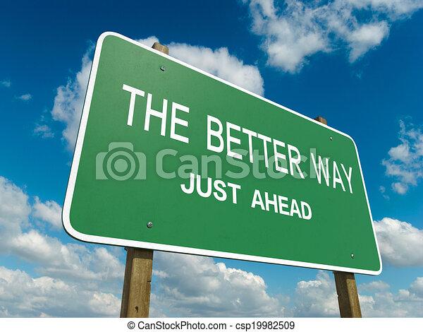 the better way - csp19982509