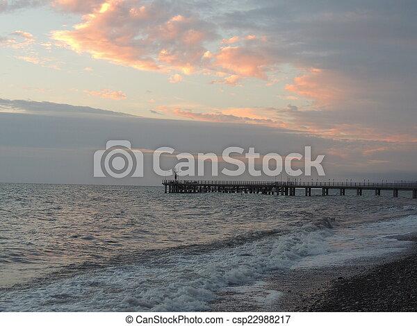 The Black Sea - csp22988217