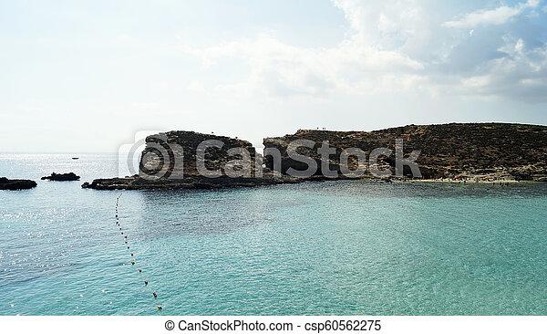 The Blue Lagoon In Malta