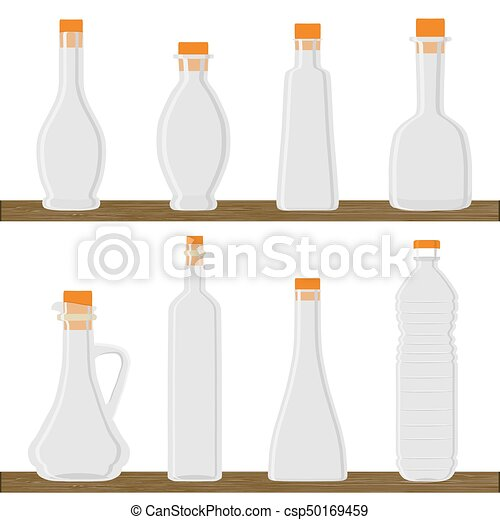 The bottle for oil. - csp50169459