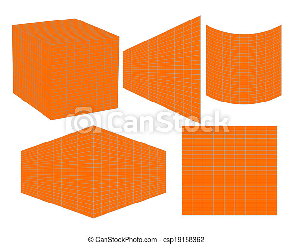 the brick blocks and walls of brick on a white background clip art rh canstockphoto com