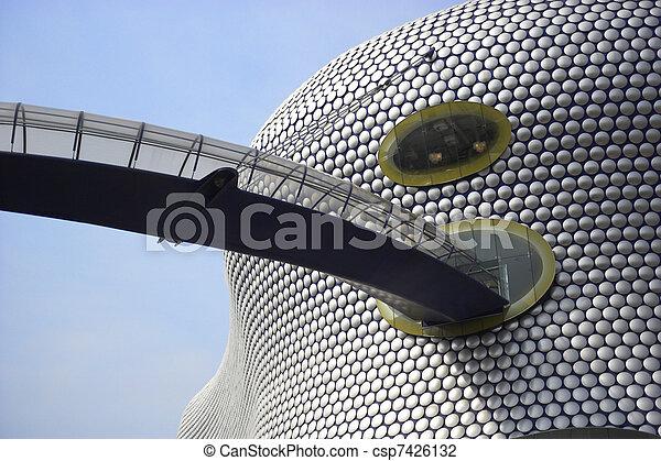 The Bullring Shopping Centre,Birmingham,UK - csp7426132