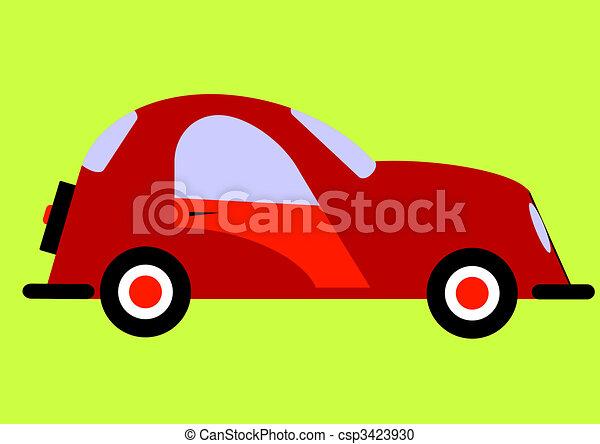 the car - csp3423930
