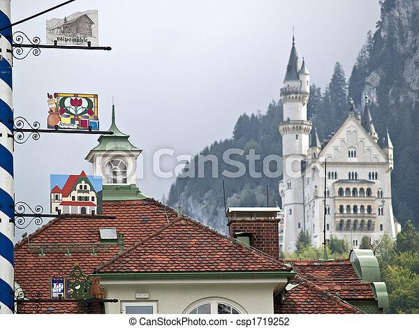 The Castle - csp1719252
