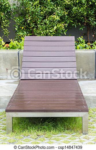 The chair - csp14847439
