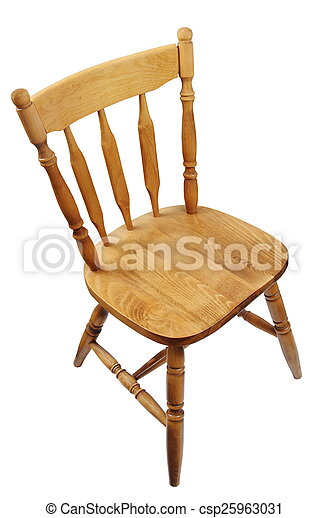 the chair - csp25963031