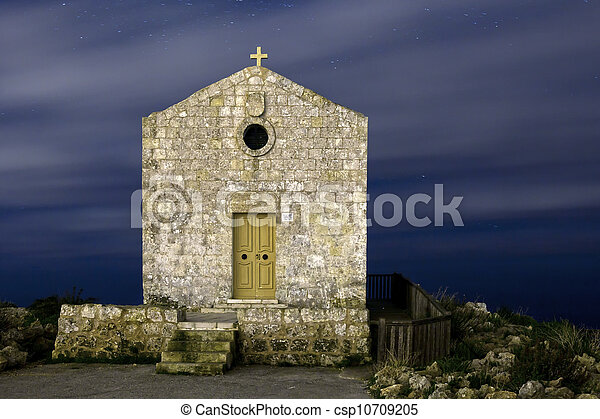 The Chapel of Mary Magdalene - csp10709205