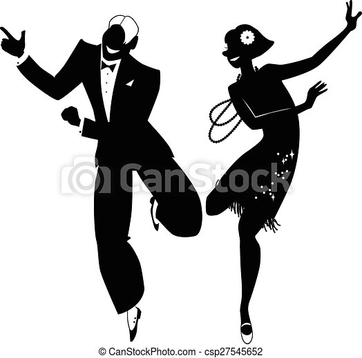 1920s illustrations and clipart 1 475 1920s royalty free rh canstockphoto com Great Gatsby Clip Art free 1920s clipart