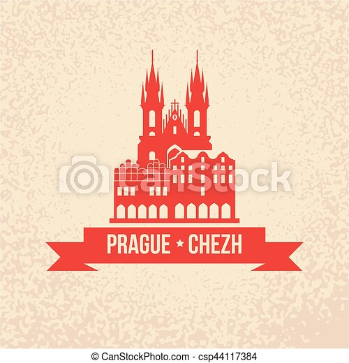 The Church Of Mother Of God Before Tyn The Symbol Of Prague Chezh