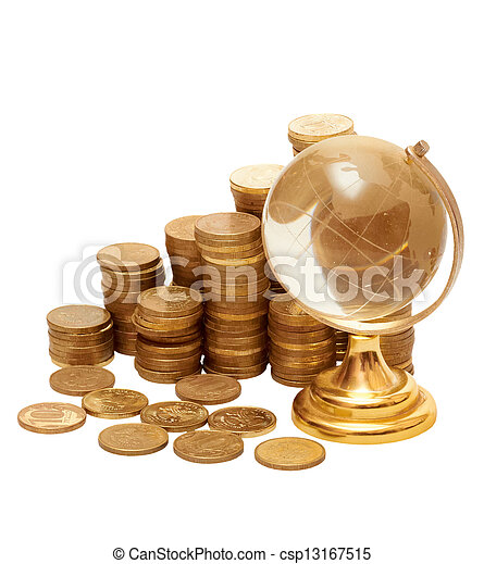The coins - csp13167515