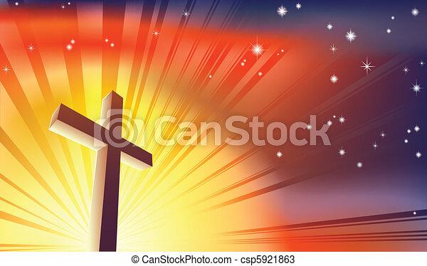 The Cross - csp5921863