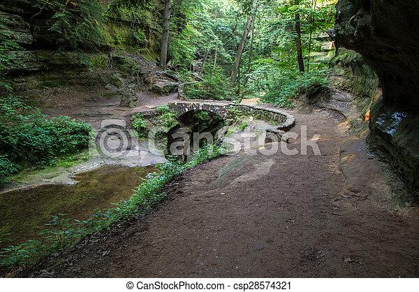 The Devils Bridge - csp28574321