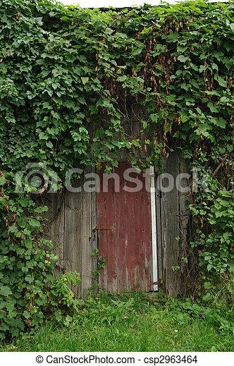 The Door - csp2963464