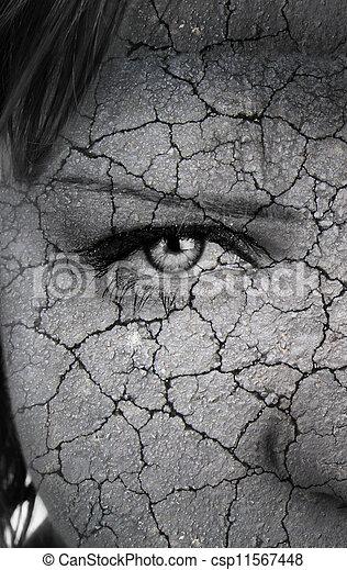 the drought - csp11567448