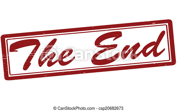 stamp with text the end inside vector illustration vectors rh canstockphoto com the end clip art book free clipart the end