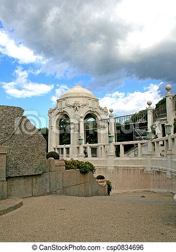 The famous stadtpark - csp0834696