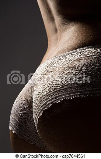 Photography female figure erotic