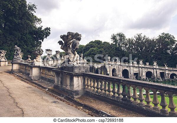 The Fountain of Aeolus - csp72693188