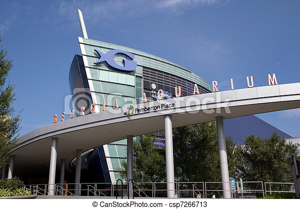 The Georgia Aquarium - csp7266713