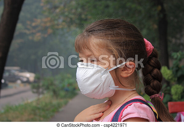 The Respirator In Girl A