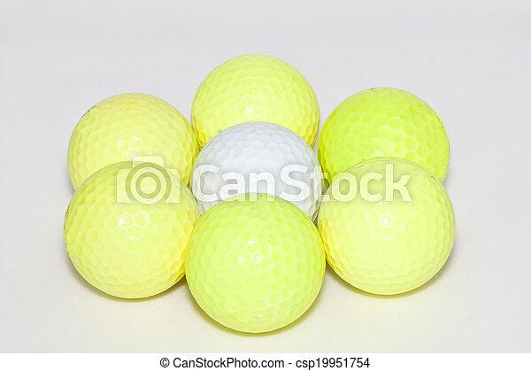 the golf - csp19951754
