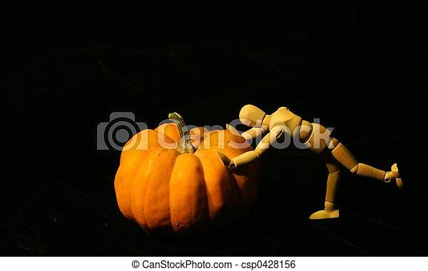 The Great Pumpkin - csp0428156