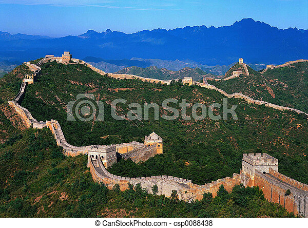 The Great Wall - csp0088438
