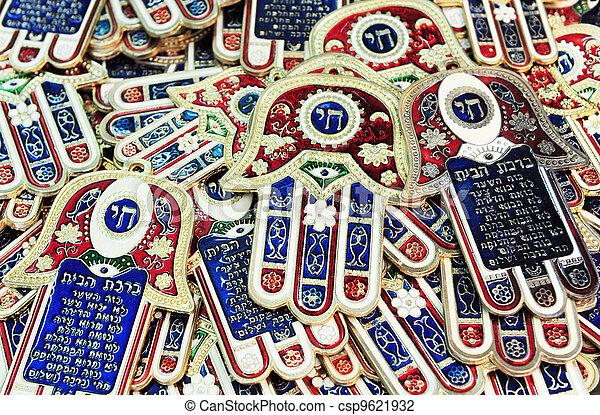 The Hamsa Hand - csp9621932