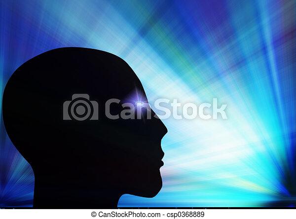 the head - csp0368889