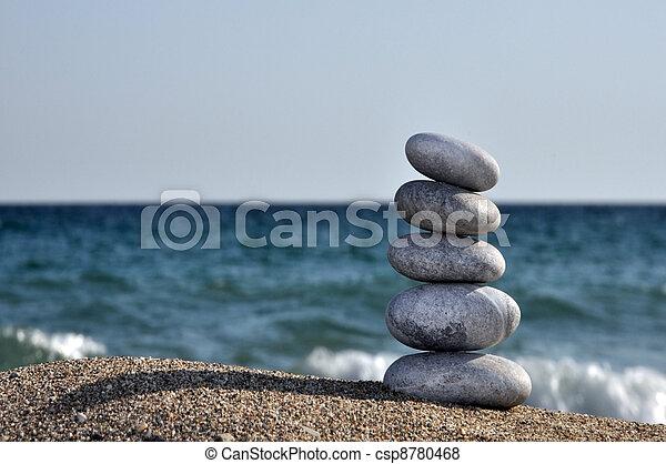 The Heap of stones  - csp8780468