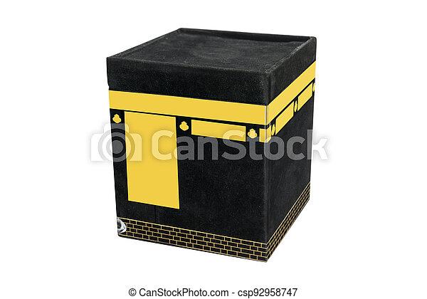 The holy Kaaba - csp92958747