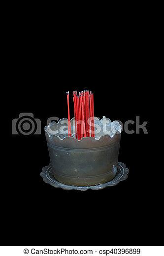 The incense - csp40396899
