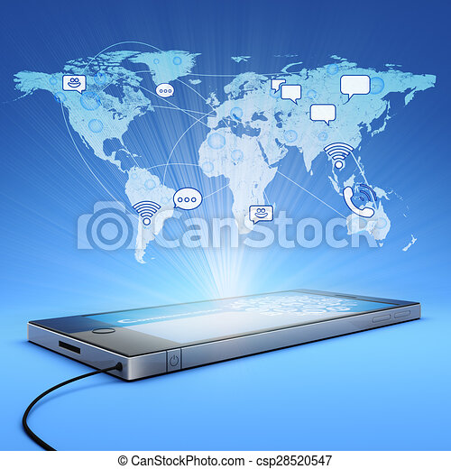 the internet - csp28520547