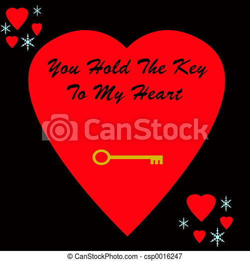 The Key To My Heart - csp0016247