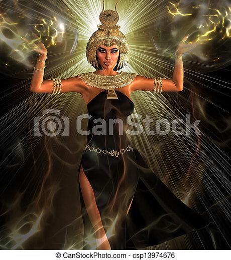 The Light Of Egypt - csp13974676