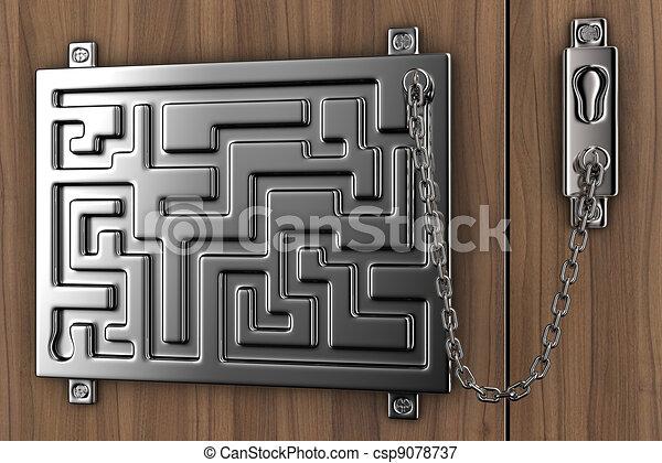 The Lock   Csp9078737