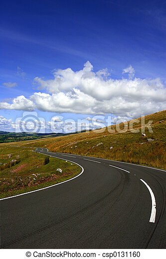 The Long and Winding Road - csp0131160