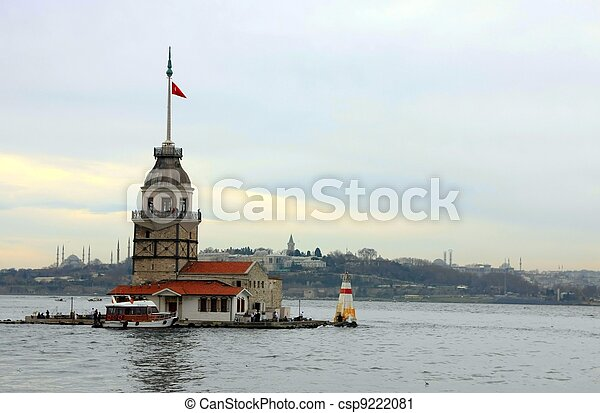The Maiden's Tower - csp9222081