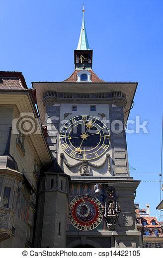 zytglogge clock tower